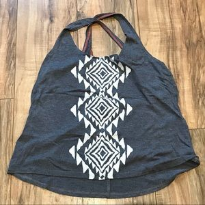 Billabong tribal tank top!